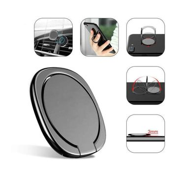 360° Universal Rotating Finger Ring Stand Holder For All Cell phone 2 Pack USA