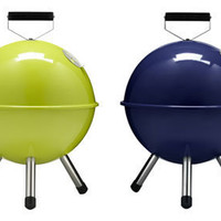 Switched On Set: Sagaform's colourful kettle barbecue range