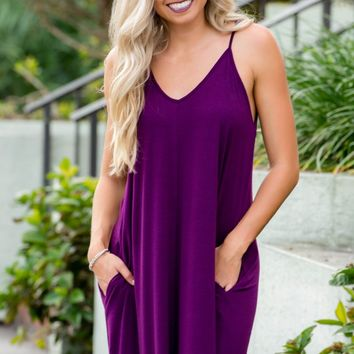 One Fine Day Plum Maxi Dress Shop Simply Me Boutique Shop SMB – Simply Me Boutique