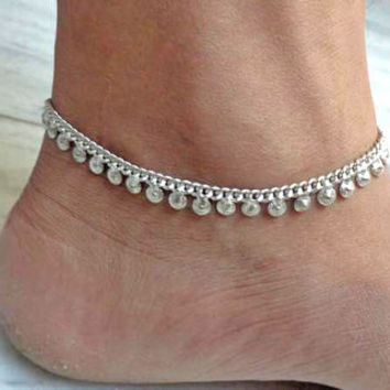Anklet, Anklet Silver, Anklet Foot Jewellry,Anklet Bells, Indian Anklet, Anklet Chain, Anklet Bracelet, Ethnic Indian Anklet,Anklet Hemp.