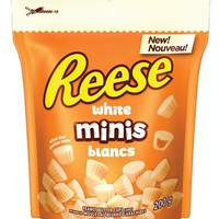 Reese White Minis Peanut Butter Cups Candy | Walmart.ca