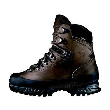 Hanwag Alaska GTX Boot - Women's 4.5 UK - Brown / Marone