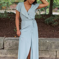 On Island Time Maxi Dress
