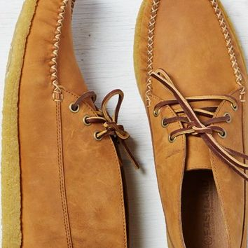AEO 's Eastland Oneida 1955 Crepe Sole Chukka (Light Brown)