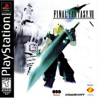 Final Fantasy VII for the Playstation