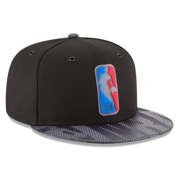 Men's NBA Logo NBA18 All Star Game On Court Collection 9FIFTY Snapback Hat By New Era