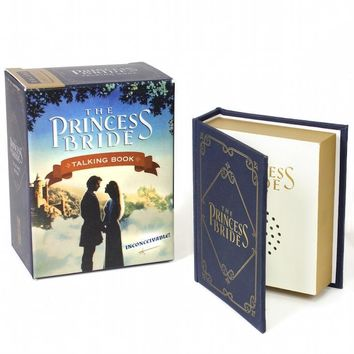 The Princess Bride Mini Talking Book - Reads Your Favorite Quotes!