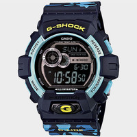 G-Shock Gls8900cm-2 Watch Blue Combo One Size For Men 25415724901