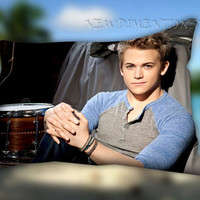 "New Hunter Hayes Country Music Autograph - Pillow Case Cover Bedding SIZE 30"" x 20"""