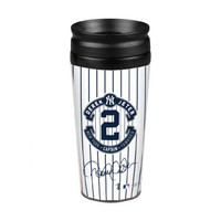 MLB New York Yankees 14-Ounce Full Wrap Travel Tumbler