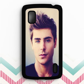 Zac Efron Nexus 4 Case
