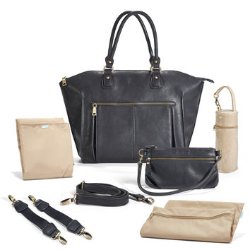 Lily Tote Diaper Bag Bundle