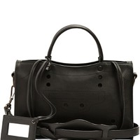 Blackout City medium leather bag | Balenciaga | MATCHESFASHION.COM US