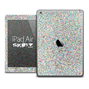 The Colorful Sprinkles Skin for the iPad Air