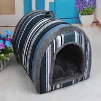 Dog Bed Puppy Blanket Dog House Winter Warm Chihuahua Bed House Dog/Cat Mat Plush Nest Cat Bed Pet Mat Cat House Sofa Pet Bed