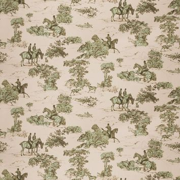 Vervain Fabric 5845203 Elway Hall Toile Bd Pond Ripple