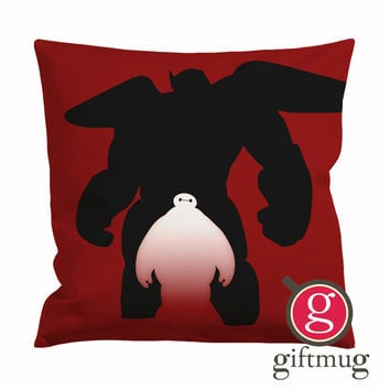 Baymax Cushion Case / Pillow Case