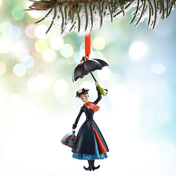 Mary Poppins Sketchbook Ornament