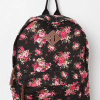 Steve Madden Perfect Floral Print Backpack