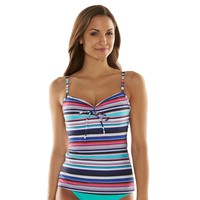 Croft & Barrow Bust Enhancer Tankini Top - Women's, Size: