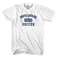 North Carolina Youth Soccer T-shirt
