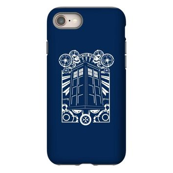 tardis gallifreyan tee iPhone 8