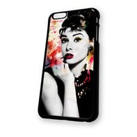 Audrey Hepburn Quotes Colorful iPhone 6 Plus case