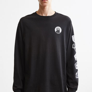 Apollo 11 Long Sleeve Tee | Urban Outfitters
