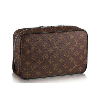 DCK4S2 Louis Vuitton Monogram Toilet Pouch GM M47506