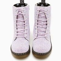 Sugar Beaded Combat Boot