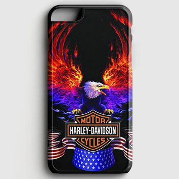 Harley Davidson Art iPhone 6 Plus/6S Plus Case