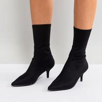RAID Bria Sock Boots at asos.com