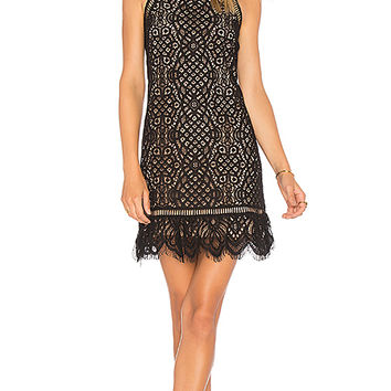 Lovers + Friends Caspian Nights Dress in Black | REVOLVE