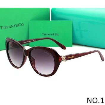 Tiffany & co 2018 Men's and Women's High Quality Trendy Sunglasses F-ANMYJ-BCYJ NO.1