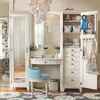 Hampton Vanity Tower & Super Set | PBteen