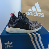 adidas NMD XR1 Primeknit Glitch Camo UK Size 5.5 Mens/Womens BNWT
