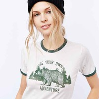 Truly Madly Deeply Bear Adventures Tee