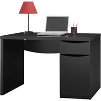 Walmart: Bush Furniture Montrese Computer Desk, Classic Black