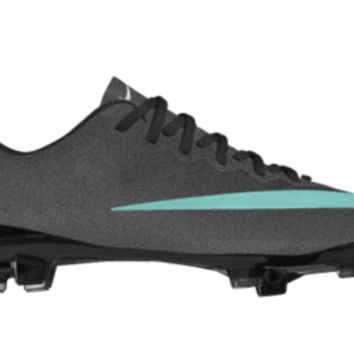 best sneakers 80e7e 98f49 Nike Jr. Mercurial Vapor X FG iD Boys  Firm-Ground Soccer Cleat