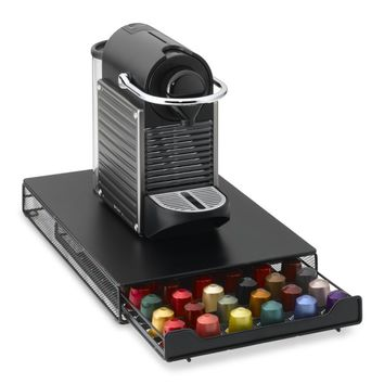 Nifty Nespresso Capsule Drawer