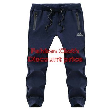 Adidas Tiro 17 Training Pants For Men L-4XL Blue