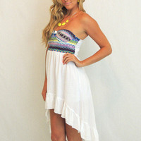 Pretty Young Thing Hi-Low Dress -  $49.00 | Daily Chic Dresses | International Shipping