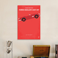 Ferris Bueller's Day Off by Chungkong