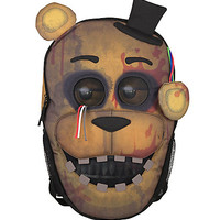 Five Nights At Freddy's Freddy Fazbear Backpack