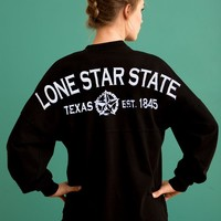 Lone Star State Texas Est. 1845 - Classic Spirit Jersey®