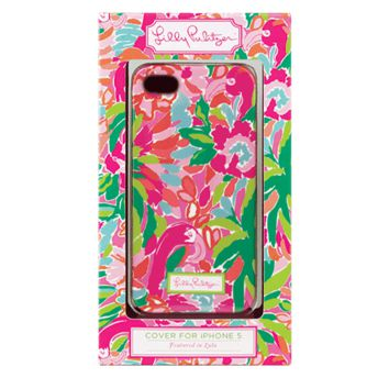iPhone 5/5s Cover in Lulu by Lilly Pulitzer