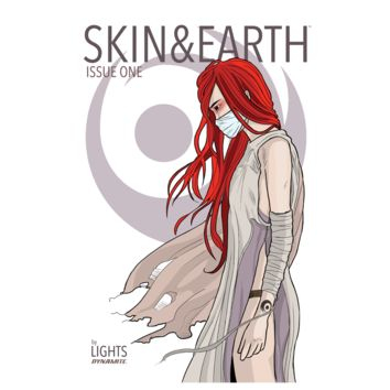 Skin & Earth Issue 1 Cover A Reprint
