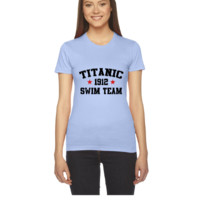 titanic swim team - Women's Tee