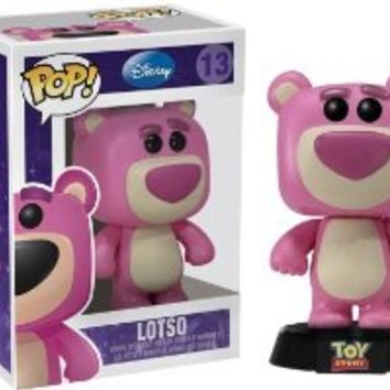 Funko POP! Toy Story Lotso Bear Vinyl Bobble Head