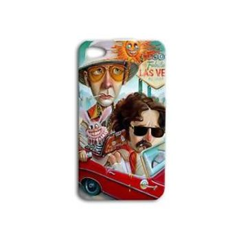 Cute Johnny Depp Fear Loathing Vegas Funny Cover iPhone Case Cool 420 Hip Phone